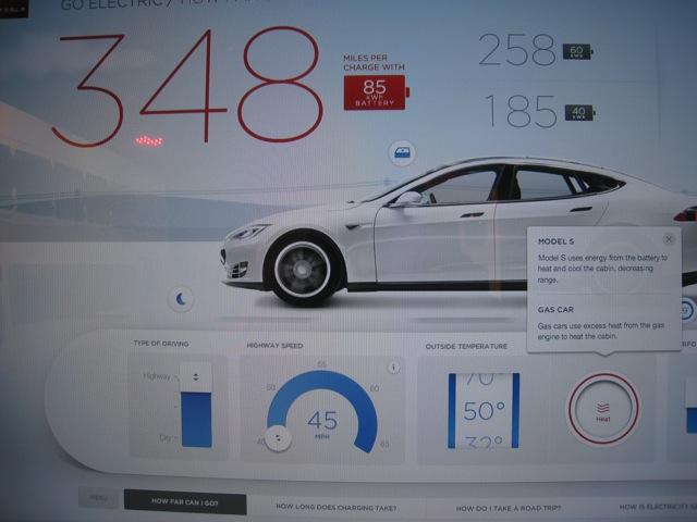 Tesla charging calculator